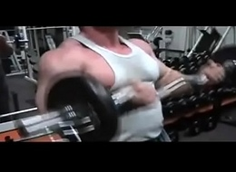 beefymuscle.com - Physically daddy brutal workout