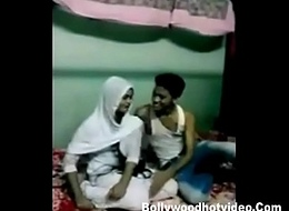 Desi Indian College Pupil Mukta sexy Carnal knowledge Movie