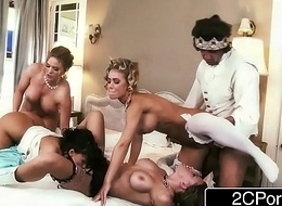 Separate Mating Poses #24 Nekane Sweet, Alex Chance, Priya Price, Anya Ivy