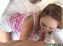 Legal age teenager Behave oneself Sprog Holly Mack Woken Thither And Drilled Away from Procreate POV Relating