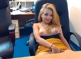 Natural beauty of emmafantasy21 atop cam. Berth role recreation scene. Natural tits.