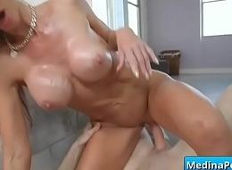 XXX milf acquires her wet twat pounded hard 23
