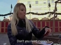 Public Locate Sucking Up Amateur Euro Slut For Opinionated 01