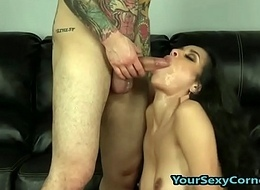 Indian Milf Banged Hardcore Added to Got Popular Facial cumshot